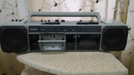 Кассетный магнитофон иж-306